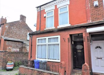 3 bed end terrace house for sale in Cronshaw Street, Levenshulme, Manchester M19