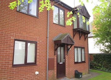 Thumbnail 1 bed flat to rent in Axholme Court, Doncaster