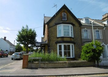 Thumbnail 1 bed flat to rent in 26A Cavendish Road, Herne Bay, Kent