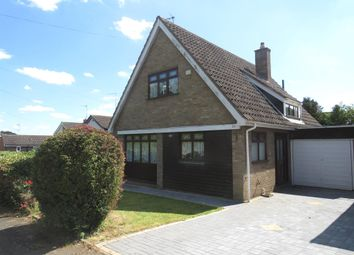 Thumbnail 3 bed detached house for sale in Ringwood Close, Kingsthorpe, Northampton