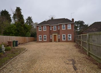Thumbnail 4 bed detached house to rent in Westwood Park Road, Peterborough