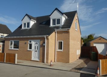Thumbnail 2 bed detached bungalow to rent in Church Lane, Featherstone, Pontefract
