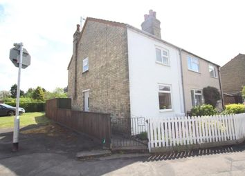 Thumbnail 2 bed semi-detached house for sale in Cambridge Road, Ely