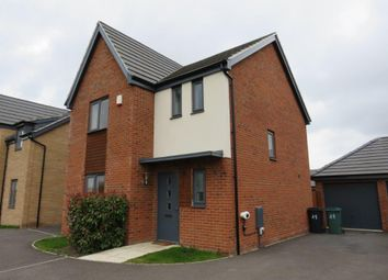 Thumbnail 3 bed detached house to rent in Coriander Drive, Hampton Vale, Peterborough