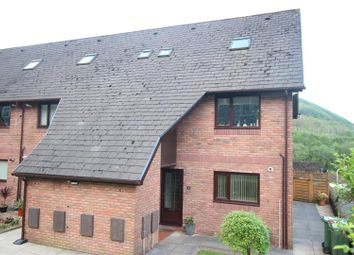 Thumbnail 1 bed flat for sale in Cae Gorlan Court, Abercarn, Newport