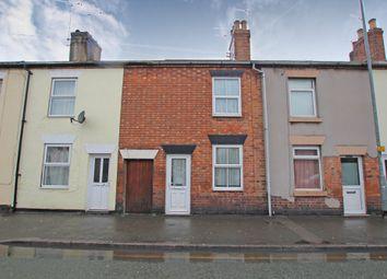 Thumbnail 2 bed terraced house for sale in Uxbridge Street, Burton-On-Trent