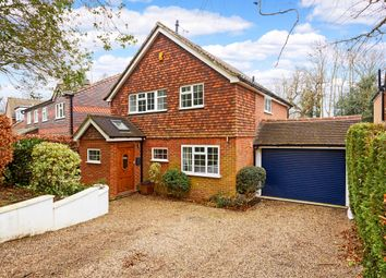 Thumbnail 4 bed detached house to rent in The Avenue, South Nutfield, Redhill