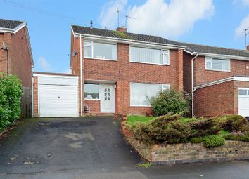 Thumbnail 3 bed detached house for sale in Dunval Road, Bridgnorth