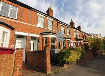 Thumbnail 3 bedroom terraced house for sale in St. Georges Terrace, Reading