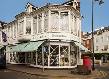 Thumbnail 1 bedroom flat to rent in Creek Road, East Molesey