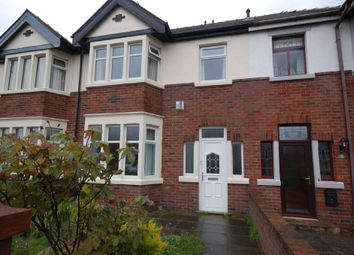 Thumbnail 3 bed terraced house to rent in Seventh Avenue, Blackpool