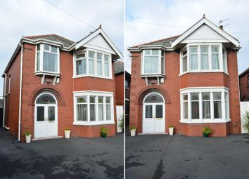 Thumbnail 3 bed detached house for sale in Preston New Road, Stanley Park, Blackpool