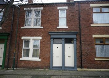 Thumbnail 2 bed flat to rent in Eglesfield Road, South Shields