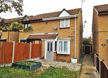 Thumbnail 1 bed semi-detached house for sale in Dewey Path, Hornchurch