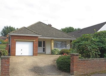 Thumbnail 3 bed detached bungalow for sale in Whalley Drive, Bletchley, Milton Keynes
