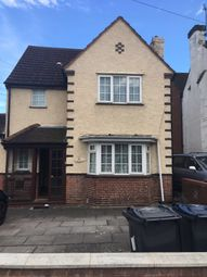 Thumbnail 4 bed detached house to rent in Westley Road, Acocks Green