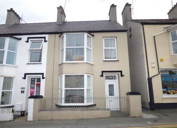 Thumbnail 3 bed end terrace house for sale in Greenfield Terrace, Holyhead, Sir Ynys Mon