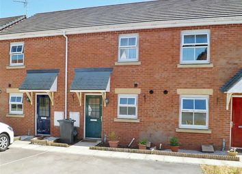 Thumbnail 2 bed terraced house for sale in Eglwys Teg, Wrexham