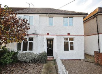 Thumbnail 2 bed maisonette to rent in Pinewood Avenue, Uxbridge, Middlesex