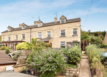 Thumbnail 3 bed end terrace house for sale in Spring Lane, Thrupp, Stroud