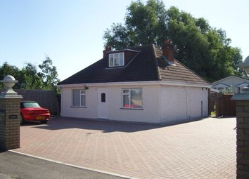 Thumbnail 2 bedroom detached bungalow to rent in Cosy Nook Park, Ely Road, Waterbeach, Cambridge