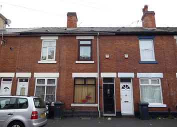 Thumbnail 2 bed terraced house for sale in Rutland Street, Derby, Derbyshire