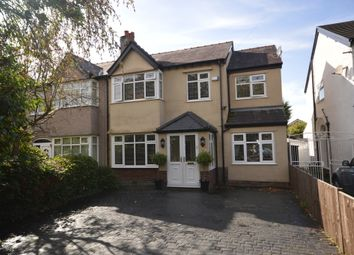 Thumbnail 4 bedroom semi-detached house for sale in Forefield Lane, Crosby, Liverpool
