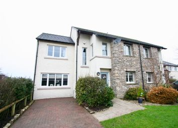 Thumbnail 4 bed semi-detached house for sale in Mayfield Avenue, Holme, Carnforth