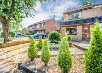 Thumbnail 2 bedroom semi-detached house for sale in Barley Hill Road, Northampton