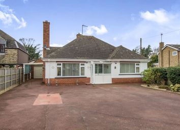 Thumbnail 3 bed detached bungalow for sale in Castle Rising Road, South Wootton, King's Lynn