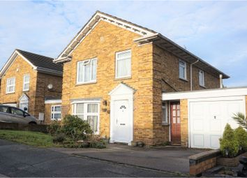 Thumbnail 4 bedroom detached house for sale in Ascot Close, Elstree