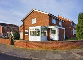 Thumbnail 4 bed detached house for sale in Avon Road, Stockton-On-Tees