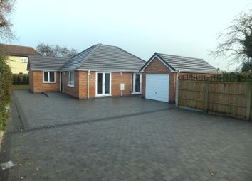 Thumbnail 3 bed bungalow for sale in Park Avenue, Mansfield Woodhouse