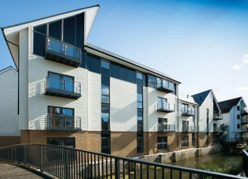 Thumbnail 2 bed flat to rent in Jasmine House, Stour Street, Canterbury