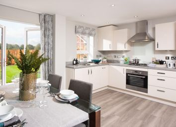 "Thumbnail 3 bed semi-detached house for sale in ""Maidstone"" at Haydock Park Drive, Bourne"