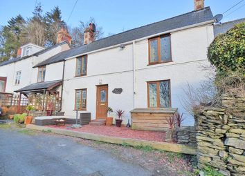 Thumbnail 2 bed terraced house for sale in Cynwyd, Corwen, Denbighshire