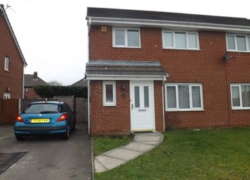 Thumbnail 3 bed property to rent in Oak Avenue, Golborne, Warrington