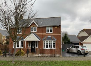 Thumbnail 4 bed detached house for sale in Charlecote Road, Great Notley, Braintree