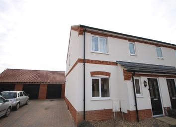 Thumbnail 3 bed property to rent in Verbena Road, Cringleford, Norwich