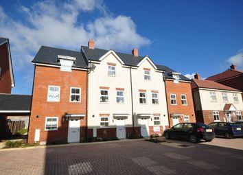 Thumbnail 3 bed semi-detached house to rent in Ellis Road, Broadbridge Heath, Horsham