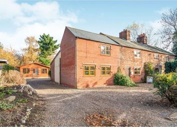 Thumbnail 3 bed end terrace house for sale in Market Street, Tunstead, Norwich