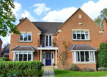 Thumbnail 5 bed detached house for sale in Lake View, Calne
