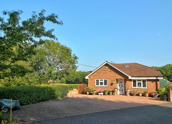 New Road, Pamber Green, Tadley RG26. 4 bed detached bungalow