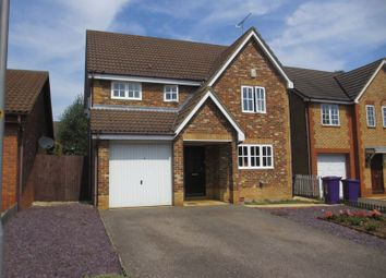 Thumbnail 4 bedroom detached house to rent in Thirlmere, Stevenage