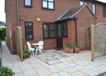 Thumbnail 1 bedroom flat for sale in St. Stephens Court, Woodville, Swadlincote