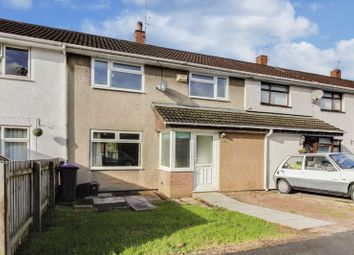 Thumbnail 2 bed terraced house for sale in Holly Lodge Road, Croesyceiliog, Cwmbran