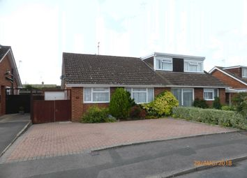 Thumbnail 2 bed semi-detached bungalow to rent in Nottingham Road, Bishops Cleeve, Cheltenham