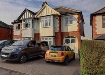 3 bed semi-detached house for sale in Oakfield Avenue, Glenfield, Leicester LE3