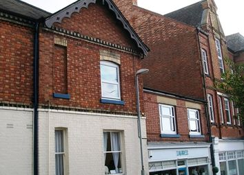 Thumbnail 3 bed flat to rent in The Cross, Enderby, Leicestershire