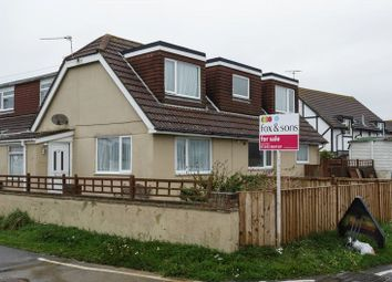 Thumbnail 3 bed semi-detached house for sale in Tuscan Avenue, Middleton-On-Sea, Bognor Regis